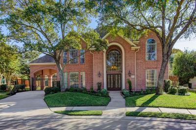 Houston TX Single Family Home For Sale: $575,000