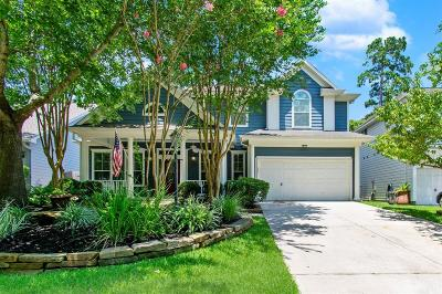 The Woodlands Single Family Home For Sale: 39 Courtland Green Street