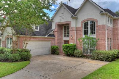 Houston Single Family Home For Sale: 12007 Costa Del Rey Court