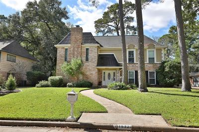Single Family Home For Sale: 18731 White Candle Drive