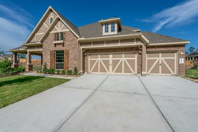 Conroe Single Family Home For Sale: 14012 Beartooth Bend Trail
