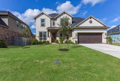 Rosenberg Single Family Home For Sale: 8215 Golden Shiner