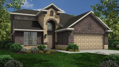Crosby Single Family Home For Sale: 307 Asiatic Black Bear