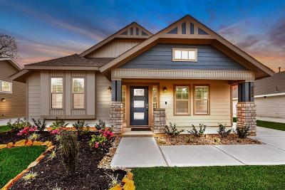 Montgomery Single Family Home For Sale: 209 North Lynx Trail