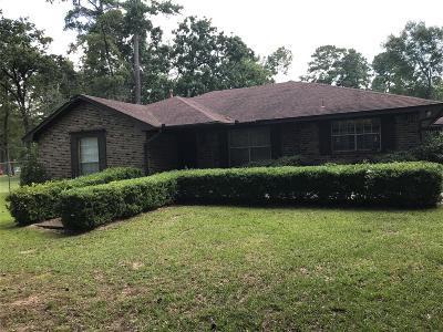 Magnolia Single Family Home For Sale: 818 Tall Pines Drive W