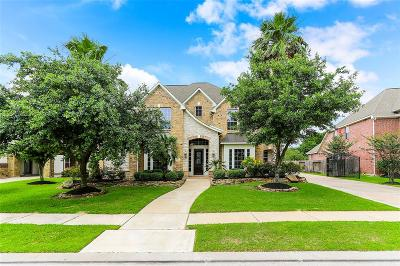Single Family Home For Sale: 17410 Redleaf Hollow Lane