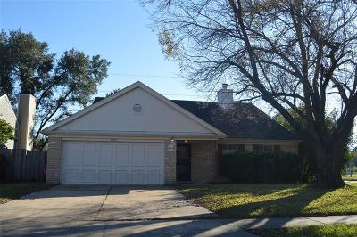Harris County Single Family Home For Sale: 18071 Sagecroft Drive