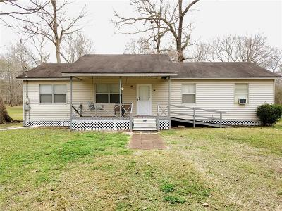 Single Family Home For Sale: 740 County Road 2343