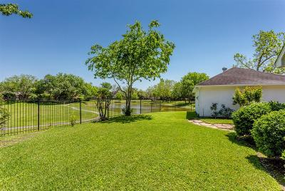 Sugar Land Single Family Home For Sale: 4546 Warwick Dr