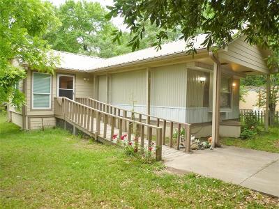 Willis Single Family Home For Sale: 214 Rebecca Lane