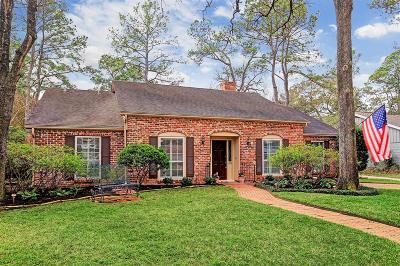 Houston Single Family Home For Sale: 13711 Kingsride Lane