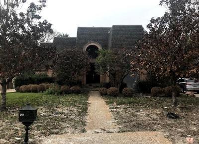 Houston Single Family Home For Sale: 722 Plainwood Drive