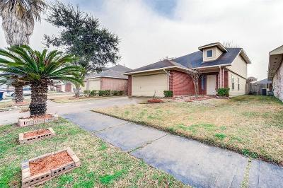 Cypress Single Family Home For Sale: 7318 Village Lake Drive