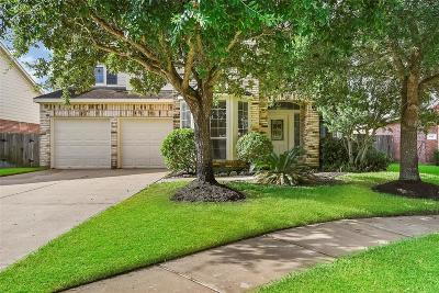 Katy TX Single Family Home For Sale: $279,000