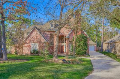 The Woodlands Single Family Home For Sale: 3 Warbler Place