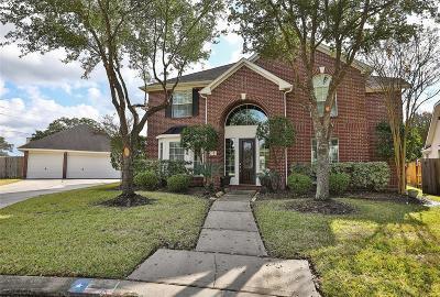 Houston Single Family Home For Sale: 3 Ivy Arbor Lane