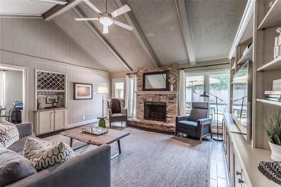 Houston Single Family Home For Sale: 706 Patchester Drive