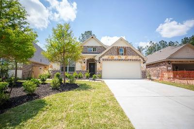 Montgomery Single Family Home For Sale: 312 Fox Trail