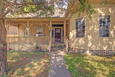 Houston Single Family Home For Sale: 1707 Gano Street