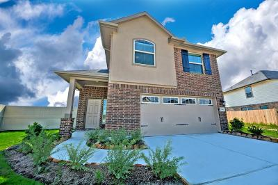 Single Family Home For Sale: 12730 City Garden Place