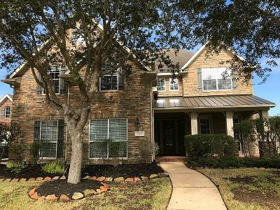 Friendswood Single Family Home For Sale: 2421 W Ranch Drive