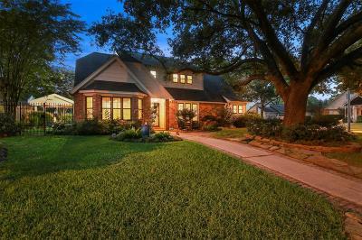 Houston Single Family Home For Sale: 6502 Sutter Park Lane