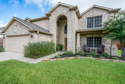 Tomball Single Family Home For Sale: 11814 Aerie Drive