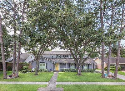 Houston Single Family Home For Sale: 7807 Skyline Drive