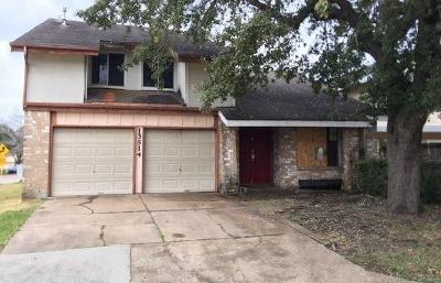 Houston Single Family Home For Sale: 13514 Windchase Court