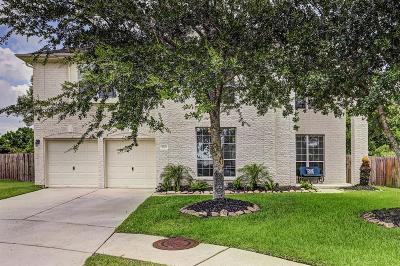 Pearland Single Family Home For Sale: 3001 Macoma Avenue