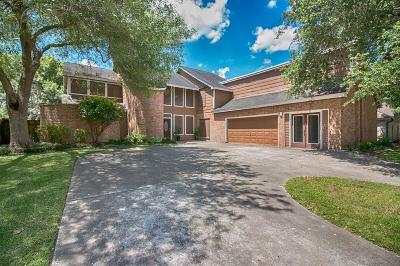 Houston Single Family Home For Sale: 14207 Islandwoods Drive