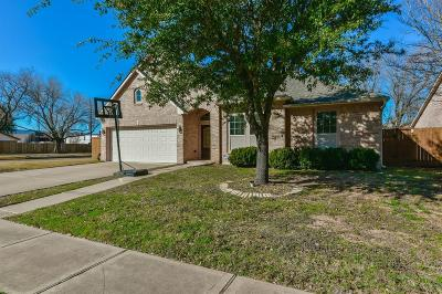 Katy Single Family Home For Sale: 22234 Coriander Drive