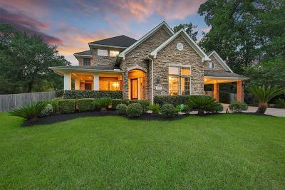 Conroe Single Family Home For Sale: 1106 Granite Pass
