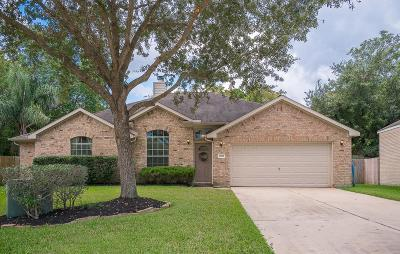 League City, League Single Family Home For Sale: 1838 Sherwood Forest Circle