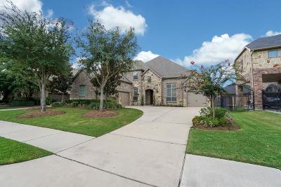 Katy Single Family Home For Sale: 4814 Middleoak Grove Lane