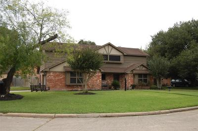 Houston Single Family Home For Sale: 11603 One Token Drive
