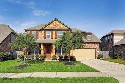Richmond Single Family Home For Sale: 5331 Fieldstone Terrace