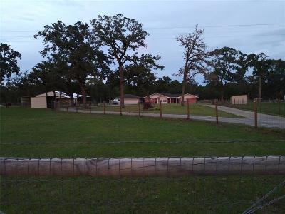 Hockley Farm & Ranch For Sale: 23192 Murrell Road