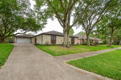 Houston TX Single Family Home For Sale: $219,000