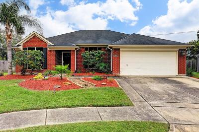 League City TX Single Family Home For Sale: $285,000