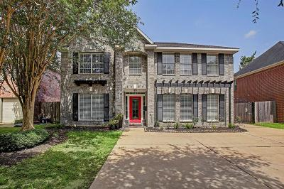 Bellaire Single Family Home For Sale: 5407 Newcastle Street