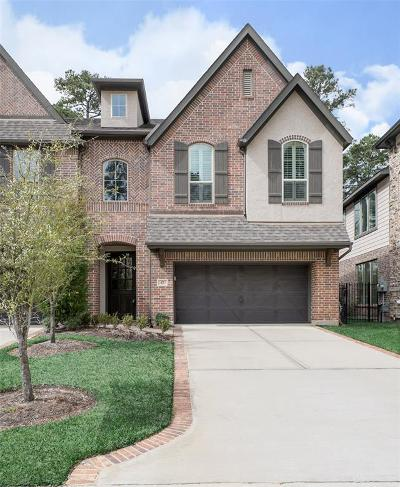 The Woodlands Condo/Townhouse For Sale: 47 Daffodil Meadow Place