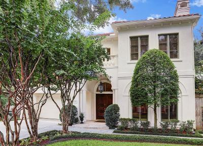 Houston Single Family Home For Sale: 31 E Terrace Drive
