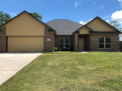 Dickinson Single Family Home For Sale: 3709 Wood Sorrel Drive