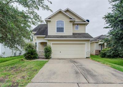 Houston Single Family Home For Sale: 15423 Lucky Star Drive