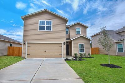 Magnolia Single Family Home For Sale: 24115 Wilde Drive