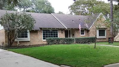 Harris County Single Family Home For Sale: 14232 Kellywood Lane