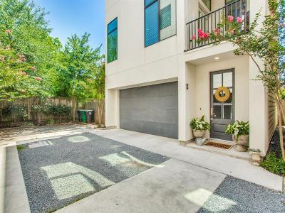 Single Family Home For Sale: 714 E 20th Street #E
