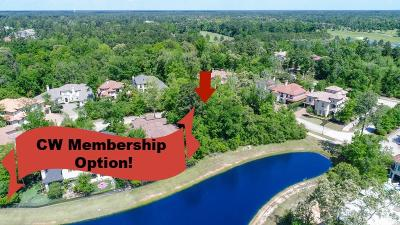 The Woodlands Residential Lots & Land For Sale: 14 Karsten Creek Court