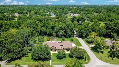 Richmond Single Family Home For Sale: 5121 Dogwood Trail